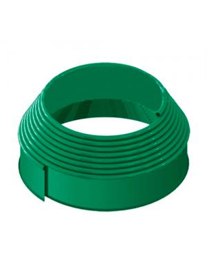 Бордюр пластиковый Кантри Лайн Б-900.10.2-ПП зелёный