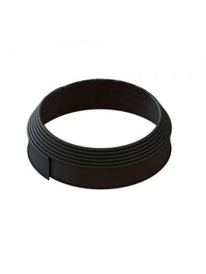 Бордюр пластиковый Кантри Лайн Б-900.10.2-ПП черный