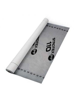Гидробарьер Strotex РР-110 (армированная пленка для кровли)