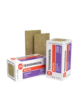 Минеральная вата Техноблок Стандарт 50 мм