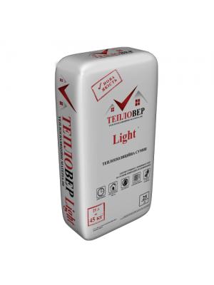 Теплоизоляционная смесь ТЕПЛОВЕР Light