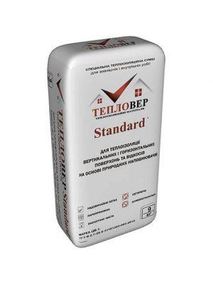 Теплоизоляционная смесь ТЕПЛОВЕР Standart