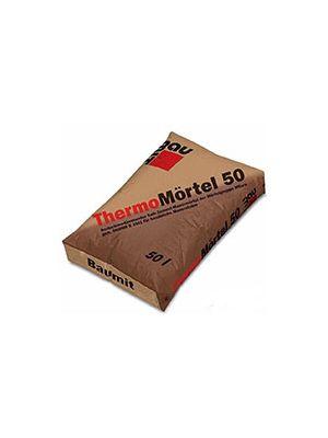 Baumit ThermoMörtel 50 Теплоізоляційна розчинна суміш для кладки