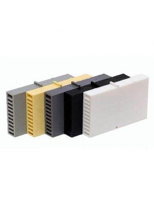 Вентиляционные коробочки 115х60х11 мм