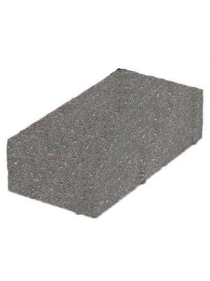 Тротуарная плитка Кирпич стандартный серая 60 мм, Золотой Мандарин