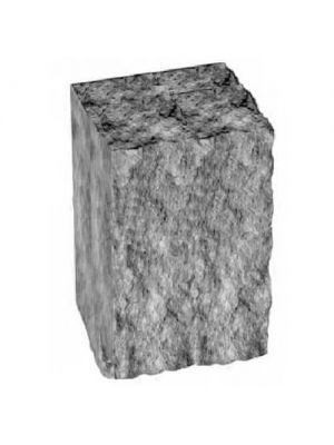 Столбик декоративный серый 250х175х150 Золотой Мандарин