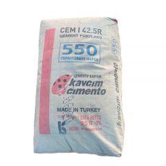 Портландцемент турецкий KAVCIM марки М 550 СЕМ І 42,5R