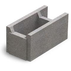 Блок несъемной опалубки 510х250х235 Золотой Мандарин