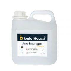 Грунтовка антисептик водный для древесины Base-Impregnat Bionic-House 3л
