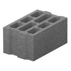 Стеновой блок большой 400х250х200 Золотой Мандарин