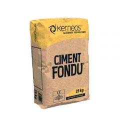 Глиноземистый цемент CIMENT FONDU плавленный