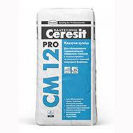 Ceresit СМ 12 Pro Клеящая смесь 27 кг