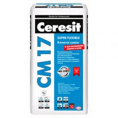 Ceresit СМ 17 Super Flexible Клеюча суміш 25 кг