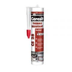 Термостойкий герметик Ceresit CS 28 (до 315 градусов)