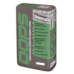 Dops Universal цементно-песчаная смесь, 25 кг (универсальная)