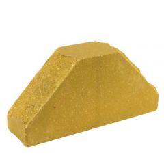 Фасонна цегла ТРВ Скеля - Жовтий