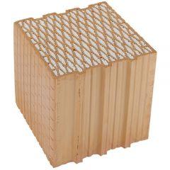 Керамический блок Heluz Family 25 2in1 шлифованный (247x250x249)