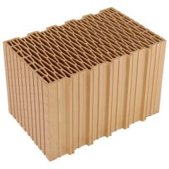 Керамический блок Heluz Family 38 шлифованный (247x380x249)