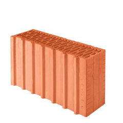 Керамический теплый блок Porotherm 44 1.2 P+W (440мм)