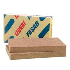 Минеральная вата Izovat FASAD 12 1000х600х100мм