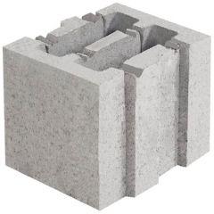 Шлакоблок бетонный стеновой 250х188х199