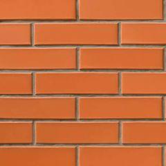 Кирпич СБК-Ромны Красный Морковный (Ч0) Британский (215х102,5х65мм)