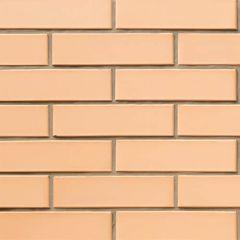 Кирпич СБК-Ромны Желтый Соломенный (Ж0) Половинка (250х60х65мм)