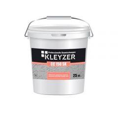 Kleyzer CC 150 SК Финишная белая декоративная силикатно-силиконовая штукатурка (Короед)