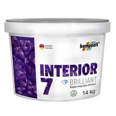 Краска интерьерная INTERIOR 7 Kompozit 14 кг