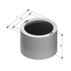 Бетонное кольцо для колодцев КС 10.6