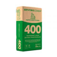 Цемент Криворожский ПЦ ІІ/Б-Ш-400, 25 кг