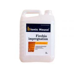 Вогнебіозахисна речовина для деревини Bionic-House Firebio impregnation 5л