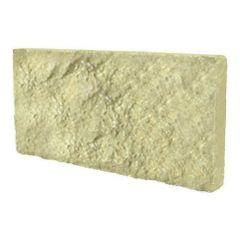 Цокольна плитка ТРВ Скеля оливково-жовта