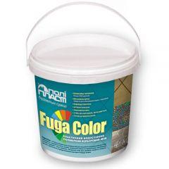 Полипласт FUGA COLOR Эластичный водостойкий полимерный цветной шов