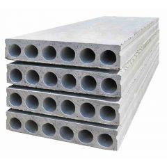 Пустотная плита перекрытия ПК 34-12-8 (3 м - 3,4 м)