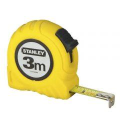 Рулетка измерительная прорезиненный корпус магнит 3м х 16мм (Сталь)