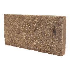 Цокольна плитка ТРВ Скеля коричнева