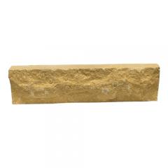 Фасадна плитка ТРВ Скеля жовта