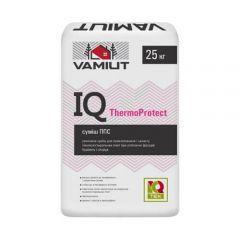 IQ ThermoProtect Смесь для приклеивания и армирования пенополистирола Vamiut