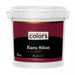 Штукатурка силиконовая 1,5 мм бараш Colors/Proma EURO SILON 25 кг