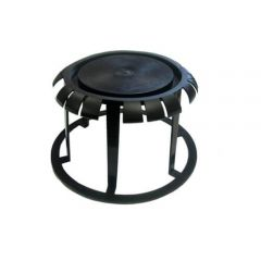 Пластиковая заглушка (крышка) для пустотных плит KP 155/50