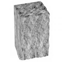 Столбик декоративный серый 350х175х150 Золотой Мандарин