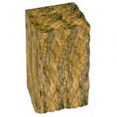 Столбик декоративный горчичный 350х175х150 Золотой Мандарин
