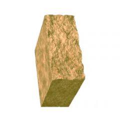 Столбик декоративный горчичный 500х175х150 Золотой Мандарин