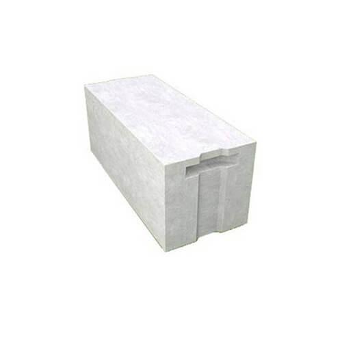 Газобетон Стоунлайт «Паз-гребінь» 300x200x600 D400/D500