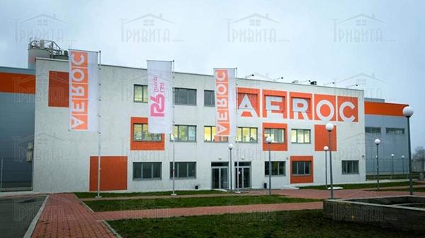 Технологія виробництва газобетону Aeroc