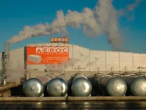 газобетон aeroc, газоблок