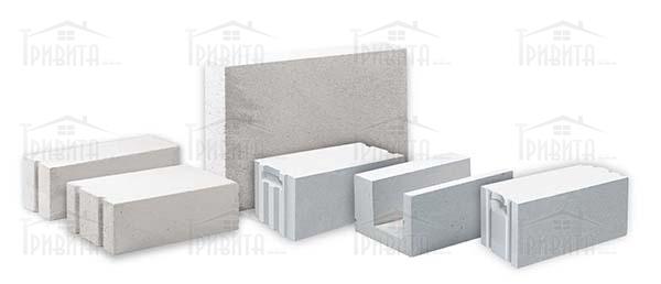 Фото 1. У чому відмінність газобетону від звичайного бетону?