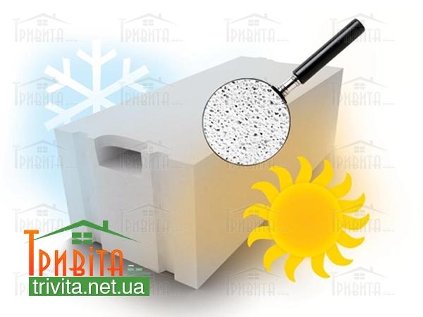 Фото 11. Чи можна зберігати газобетон на відкритому місці? Як він поводиться взимку при зберіганні?