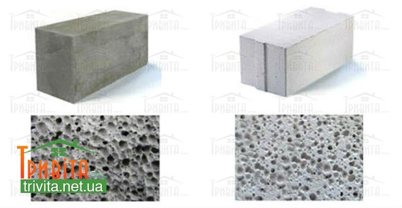 7 отличий газосиликатного блока от газобетонного блока